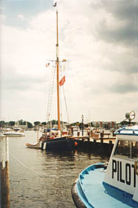 [color photograph of sailboat]